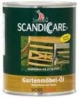Olej na zahradní nábytek