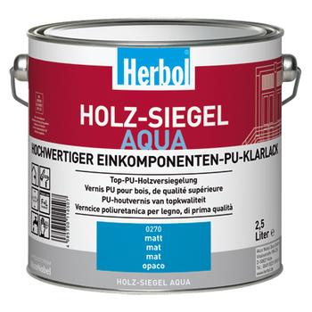 Herbol Holz-Siegel Aqua